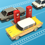 Idle Gas Station  MOD (Unlimited Money)0.5