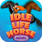 Idle Life Tycoon : Horse Racing Game  MOD (Unlimited Money) 1.3