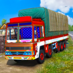 Indian Truck Simulator 2021: New Lorry Truck Games  MOD (Unlimited Money) 1.9.6