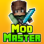 Mod Master for Minecraft – Mods Maps Skins Shaders  MOD (Unlimited Money) 1.1
