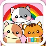 My Cat Town😸 – Free Pet Games for Girls & Boys  MOD (Unlimited Money) 1.3