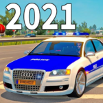 Police Car Chase Thief Real Police Cop Simulator  MOD (Unlimited Money) 1.0.16