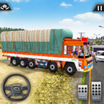 Real Euro Cargo Truck Simulator Driving Free Game  MOD (Unlimited Money) 1.7