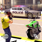 Real Gangster Hero: Action Adventure Games 2021  MOD (Unlimited Money) 1.0.1