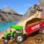 Real Tractor Trolley Cargo Farming Simulation Game  MOD (Unlimited Money) 1.4.0