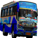 Tamil Bus Mod Livery   Indonesia Bus Simulator  MOD (Unlimited Money) 1.6