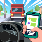 Text And Drive!  MOD (Unlimited Money) 1.1.8
