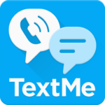 Text Me: Text Free, Call Free, Second Phone Number 3.27.2 MOD (Unlimited Premium)