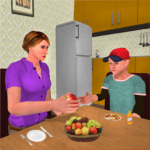 Virtual Mom Simulator: Step Mother Family Life  MOD (Unlimited Money) 1.06