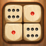 Woody Dice Merge Puzzle  MOD (Unlimited Money) 1.8.2