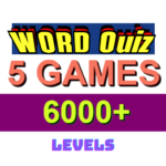 Word games collection – All in one  MOD (Unlimited Money) 1.2.34