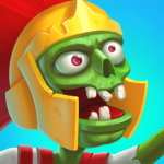 Zombie Blades: Bow Masters  MOD (Unlimited Money) 1.9.30