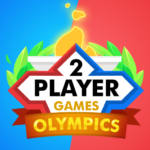 2 Player Games – Olympics Edition 0.5.8  MOD (Unlimited Money)
