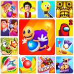 All Games, Puzzle Game, New Games 2.6 MOD (Unlimited Money)