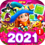 Candy Witch Blast 1.0.32 MOD (Unlimited Money)