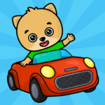 Car games for toddlers 1.9 MOD (Unlimited Money)