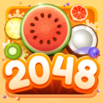 Chain Fruit 2048 Free Game – Merge a Watermelon 1.0.0 MOD (Unlimited Money)