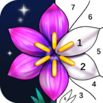 Coloring – color by number 1.1.7 MOD (Unlimited Money)