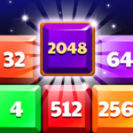Drop Numbers 2048 1.32 MOD (Unlimited Money)