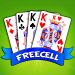 FreeCell Solitaire Mobile 1.5.4 MOD (Unlimited Money)