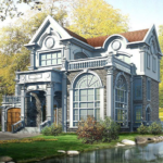 Houses Jigsaw Puzzles 2.10.7  MOD (Unlimited Money)