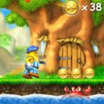 Incredible Jack: Jumping & Running (Offline Games)  MOD (Unlimited Money)