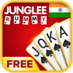 Junglee Rummy : Play Indian Rummy Card Game Online 2.0.7 MOD (Unlimited Money)
