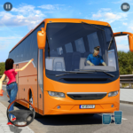 Real Bus Simulator Driving Games New Free 2021 2.1 MOD (Unlimited Money)