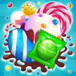 Sweet Candy: blast puzzle game 2.0.8 MOD (Unlimited Money)