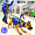 US Police Dog Shopping Mall Crime Chase 2021 5.3 MOD (Unlimited Money)