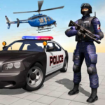 US Police Shooting Crime City 4.0  MOD (Unlimited Money)