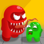 Block Clash: Impostor Gang Puzzle Game  MOD (Unlimited Money)