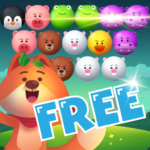 Bubble Shooter: Animal World | 2021 Free game  1.4.12 MOD (Unlimited Money)