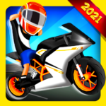 Cartoon Cycle Racing Game 3D 4.6 MOD (Unlimited Money)