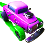 Color Cars – Extreme Flippy World Town Madness 3D 1.0.1 MOD (Unlimited Money)