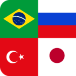 Country Flags and Capital Cities Quiz 2  MOD (Unlimited Money) 1.0.24