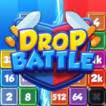 Drop Battle : 1v1 PVP Varies with device MOD (Unlimited Money)