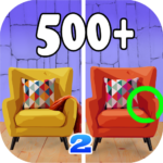 Find The Differences 500 Photos 2  MOD (Unlimited Money) 1.1.6
