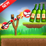 Knock Down Bottles 321 :Ball Hit Cans & Shoot Down 0.1 MOD (Unlimited Money)