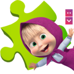 Masha and The Bear Puzzle Game 2.7 MOD (Unlimited Money)