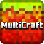MultiCraft Pocket Edition : Crafting and Miner  MOD (Unlimited Money) 8.2