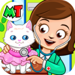My Town : Pets, Animal game for kids  MOD (Unlimited Money) 1.02