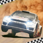 Real Rally: Drift & Rally Race 0.8.0   MOD (Unlimited Money)
