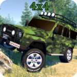 Russian Cars: Offroad 4×4  MOD (Unlimited Money) 1.7