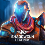SHADOWGUN LEGENDS – FPS and PvP Multiplayer games  MOD (Unlimited Money) 1.1.3