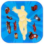 Superheroes Puzzles – Wooden Jigsaw Puzzles 1,5,33 MOD (Unlimited Money)