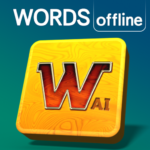 Word Games AI (Free offline games) 0.7.7 MOD (Unlimited Money)