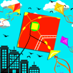 Basant The Kite Fight : kite flying games 2021  MOD (Unlimited Money) 1.21.16