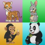 Brain game with animals  MOD (Unlimited Money) 1.0.72
