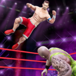 Cage Wrestling Games: Ring Fighting Champions  MOD (Unlimited Money) 1.1.6
